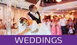 Weddings The DJ Company