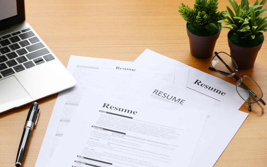 Perfect your resume with these 8 professional CV templates