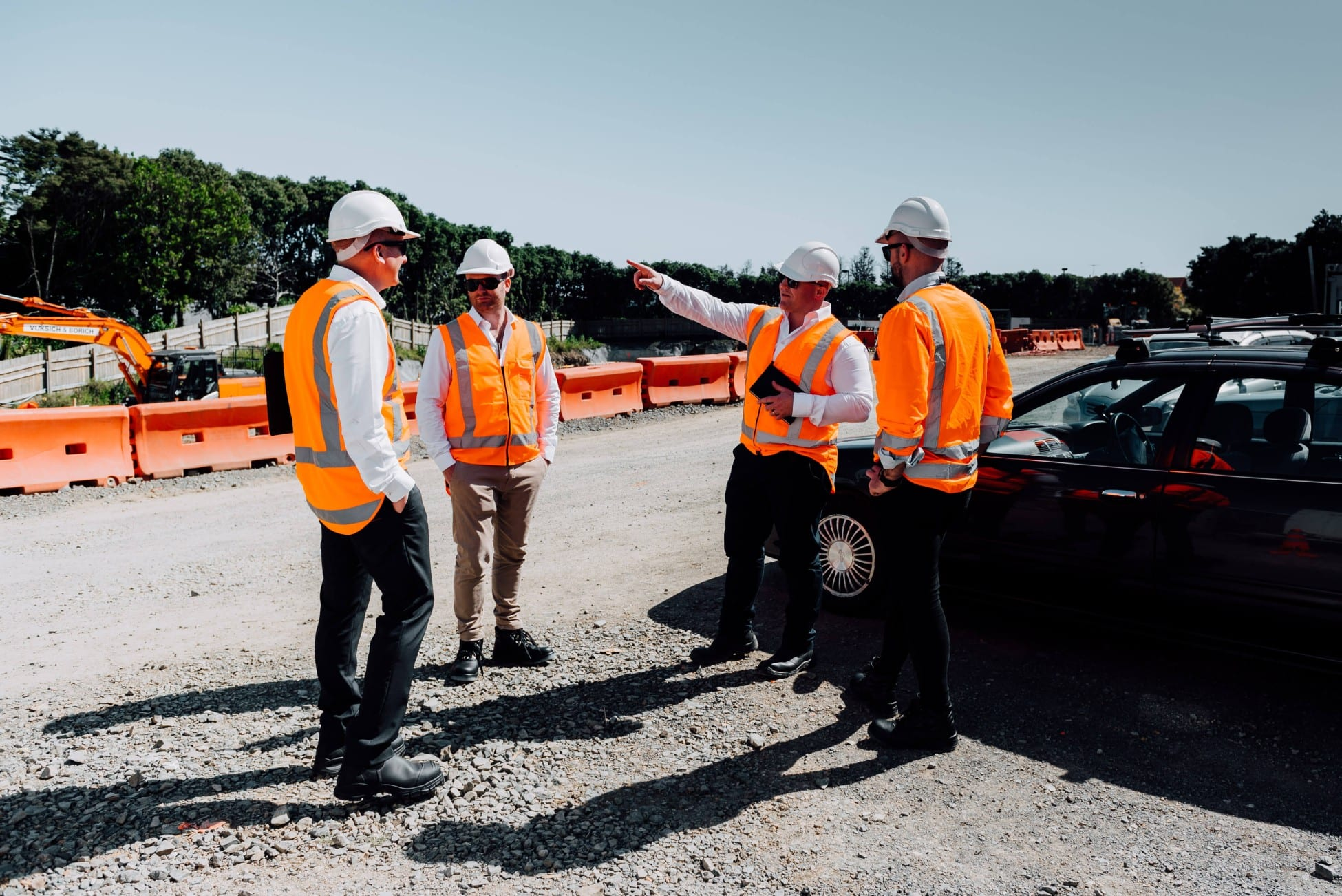 Franklin Smith Construction Recruitment Agency Founding Partners