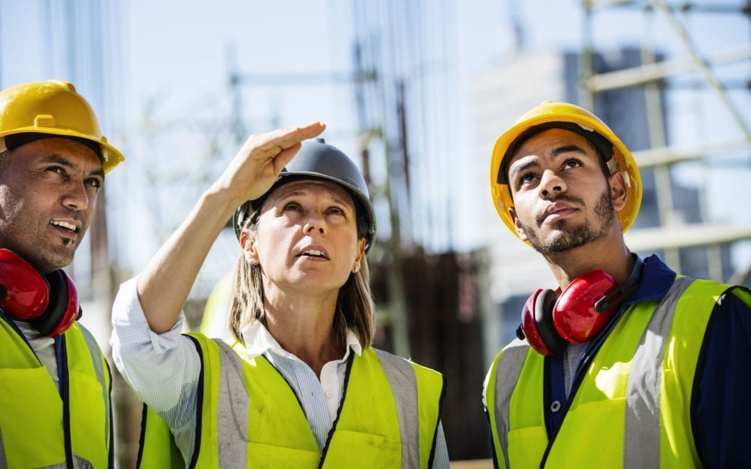 Franklin Smith and Gender Equity in Construction