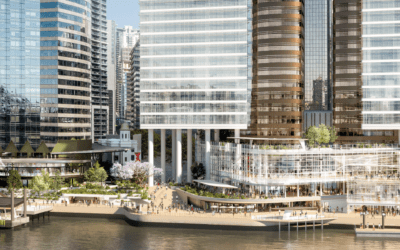 The Waterfront Project Bringing 1000 Construction Jobs to Brisbane