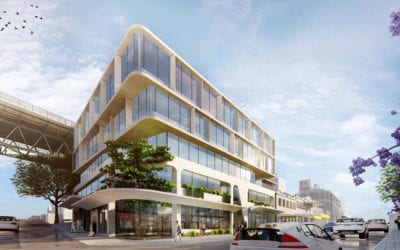 Crete Investments presents 5-storey Boutique Commercial Development opportunity at 180 Main Street, Kangaroo Point