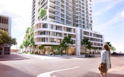 30-storey building proposed for Bowen Hills