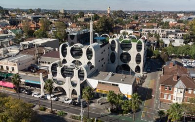 Victorian Pride Centre is a marvel to behold