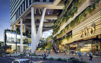 Mirvac's new building proposal for Brisbane