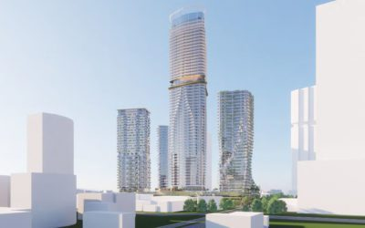 Gurner 4-tower residential-led worth $1.25 billion projects to deliver 889 apartments
