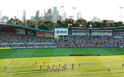 Carlton Football Club's home ground redeveloped by ADCO
