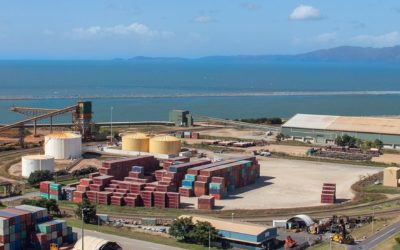 Port Townsville upgrade to include rock wall costing $232M