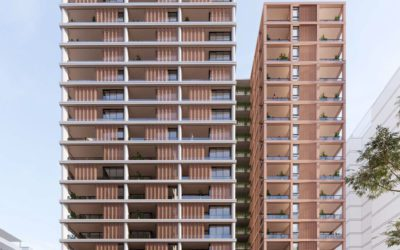 East Brisbane residential building project