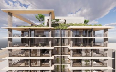 131 apartments in 20 storeys to be built at 29-35 Manning Street, Milton